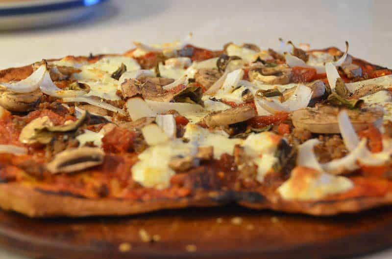 best homemade pizza ever